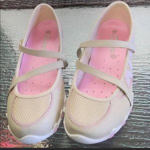 Skechers Criss Cross Slip-On Sneakers